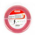 Леска Oregon 552689R Roundline Red 3.0мм 9,0м